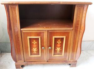 Mobiletto vintage in legno 2 ante