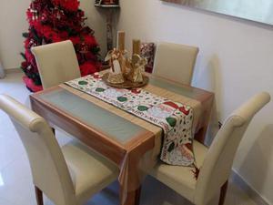 Tavolo con sedie calligaris nuovo