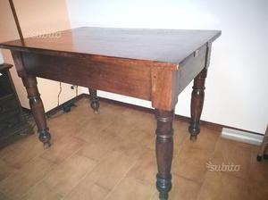 Tavolo da cucina da antico antiquariato primi | Posot Class