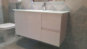 Specchiera bagno con applique posot class - Vendo mobile bagno ...