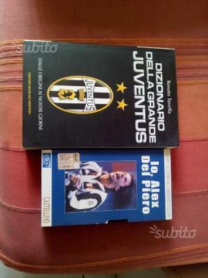 Diario juventus  e cassetta vhs Del Piero