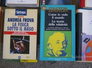 Libri vari di testo in blocco (leggi)