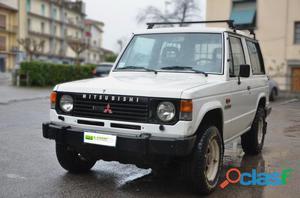 MITSUBISHI PAJERO diesel in vendita a Pistoia (Pistoia)