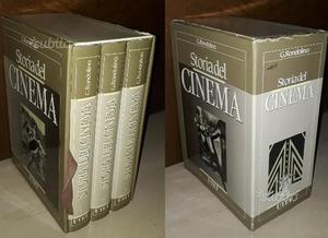 Storia del cinema, G. Rondolino, cofanetto 3 volum