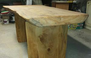 Vendo tavolo legno cedro del libano posot class for Cabine laterali in legno di cedro