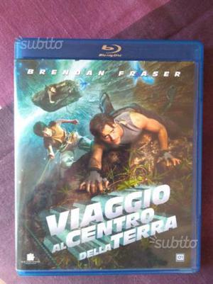 Blu-Ray Viaggio al Centro della Terra