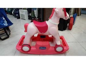 Cavallo A Dondolo Chicco Rosa.Antico Cavallo A Dondolo Marca Migliorati Posot Class