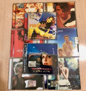 Irene Grandi lotto 8 cd originali