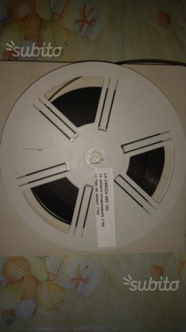 La carica dei  film super 8 sonori a colori