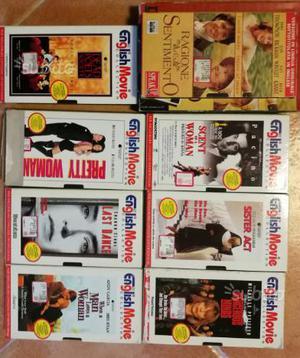 Lotto 10 film lingua originale (inglese)