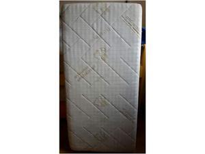 Materasso antiacaro e antisoffoco posot class for Misure materasso lettino