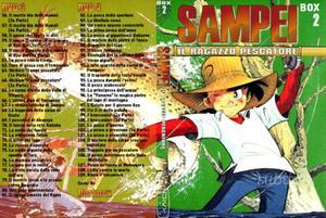 SAMPEI Serie Completa 109 ep. Sped. Esclusa