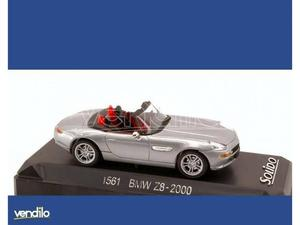 Solido SL BMW Z  GREY MET.1:43 Modellino