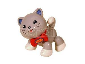 Tolo  Gli Animali della Fattoria Gattino Grigio Kitten