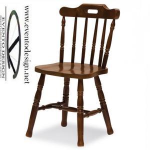 sedie in pino massello per casa per arredo pub o birreria