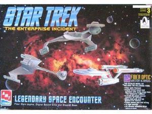 Amt  star trek legendary space encounter  kit