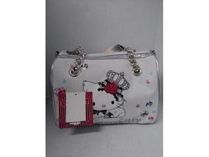 Borsa bambina hello kitty rosa bianco nero