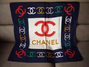 Chanel foulard vintage originale anni 70