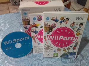 Console NINTENDO Wii e giochi