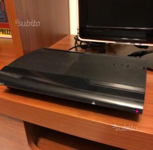 Play Station 3 slim 500 GB + 9 giochi
