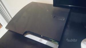 Playstation 3 Slim con 6 giochi