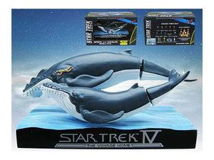 Star Trek IV The Voyage Home TOS Bobble-Head Whales Spock