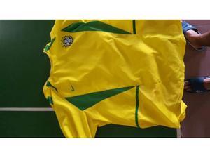 Maglia maglietta calcio Brasile nike mondiali originale