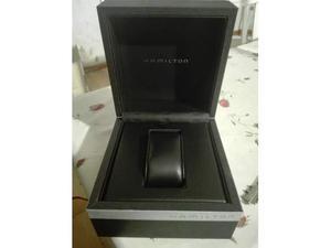 Scatola box per orologio Hamilton