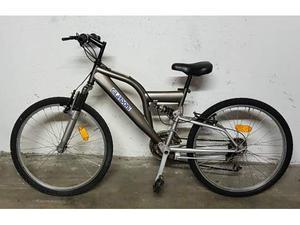 Bici Bicicletta Mountain bike 24' ' con ammortizzatore