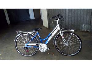 Bicicletta donna cobran seminuova