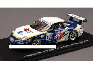 Matrix MX021 PORSCHE 997 GT N.17 CARRERA CUP