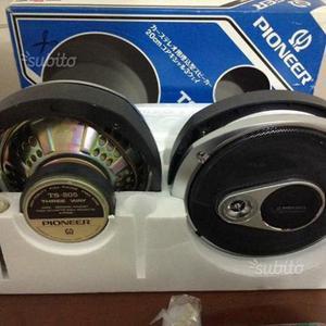 Pioneer ts  quattro coppie piu ts 205 nuove