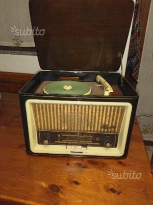 Radio - giradischi