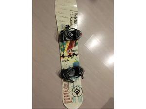 Panta snowboard uomo static posot class - Tavola snowboard attacchi offerta ...