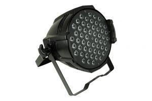 FARO LED RGBW 54 x 3W LED PROFESSIONELE