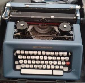 Macchina scrivere vintage olivetti studio 46