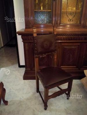 Tavolini in stile neorinascimento piedi leone posot class for Sedie importanti