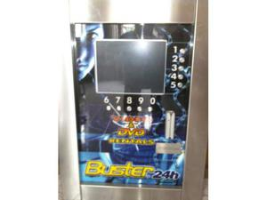 Selettore BUSTER 24.verticale con monitor lcd 15