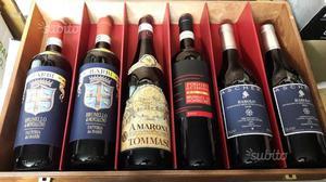 Cassetta di legno vuota del vino solaia eur picclick it