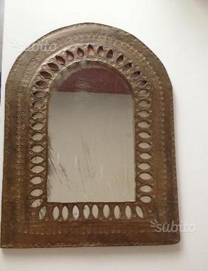 Specchio vintage posot class - Specchio ovale vintage ...