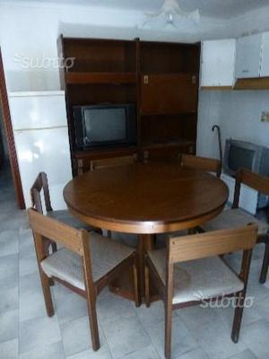 6 sedie plia anni 80 posot class for Sedie design anni 80