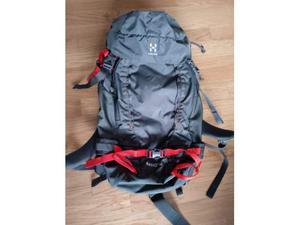 Zaino alpinismo trekking Haglofs 30 litri pari al nuovo