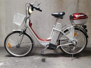 Bici elettrica 36 v pedalata assistita posot class for Bici pieghevole elettrica usata