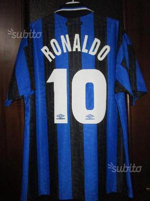 Maglia Inter  Ronaldo 10 Home