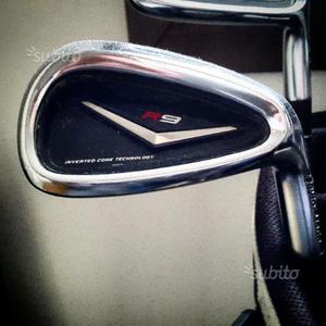 Set mazze golf TaylorMade 4-9 P. + sacca TaylorMad