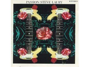 Cd steve laury - passion