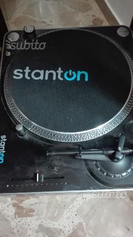 Giradischi piatto Stanton T62