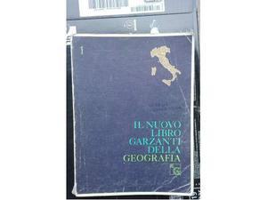 Il nuovo libro Garzanti della geografia
