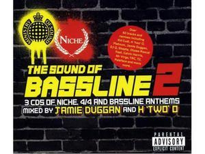 Jamie duggan h two o - the sound of bassline 2