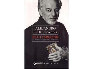 """Libro Alejandro Jodorowsky """"Io e i tarocchi"""""""